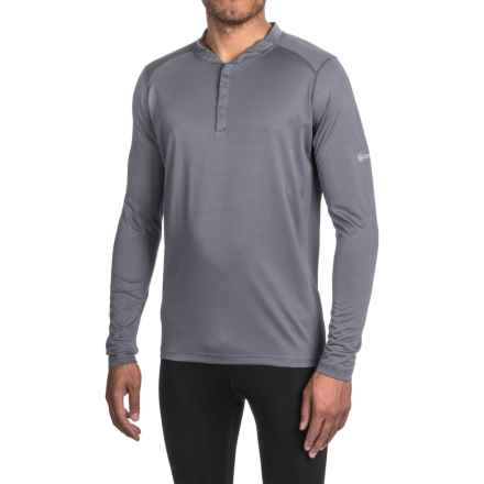 Canari Bernies Cycling Jersey - Long Sleeve (For Men) in Slate - Closeouts