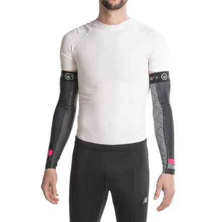 Canari Cabrillo UPF Arm Sleeves - UPF 50+ (For Men) in Black - Closeouts