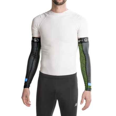Canari Cabrillo UPF Arm Sleeves - UPF 50+ (For Men) in Ecto Green - Closeouts