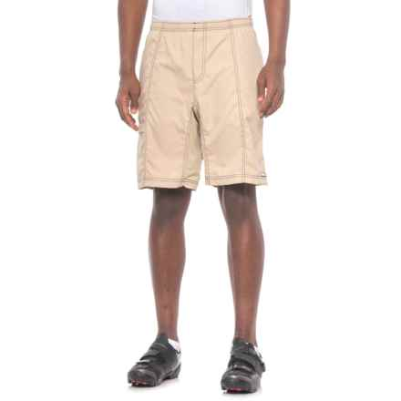 Canari Canyon Gel Baggy Bike Shorts (For Men) in Khaki - Closeouts