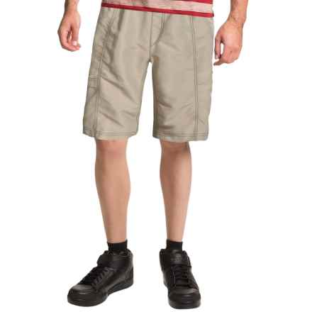 Canari Canyon Gel Baggy Cycling Shorts (For Men) in Khaki - Closeouts