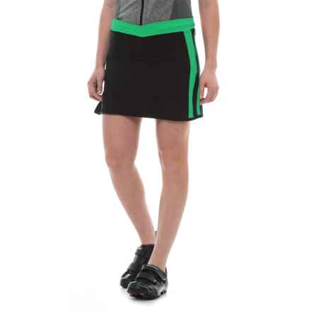 Canari Chic Cycling Skort (For Women) in Bamboo - Closeouts