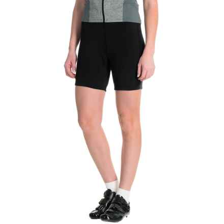 Canari Dream Cycling Shorts (For Women) in Black - Closeouts