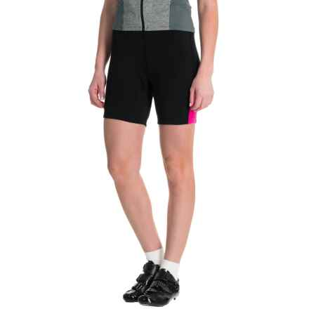 Canari Dream Cycling Shorts (For Women) in Panther Pink - Closeouts