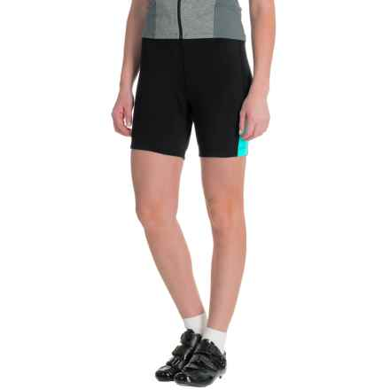 Canari Dream Cycling Shorts (For Women) in Robins Egg Blue - Closeouts