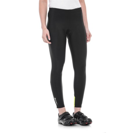 Image of Canari Echelon Cycling Tights - Built-In Chamois (For Women)