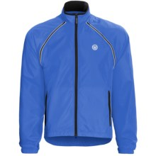 Canari Eclipse 2 Convertible Cycling Jacket - Windproof (For Men) in Breakaway Blue - Closeouts