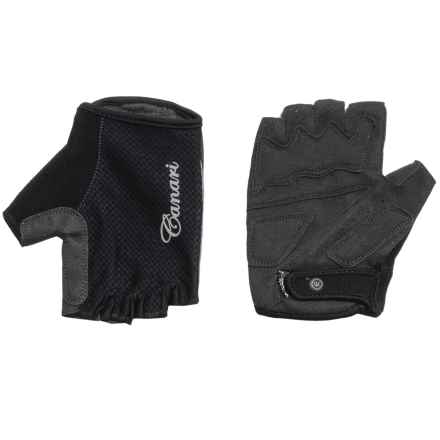 Canari Essential Gloves - Fingerless (For Women) in Black - Closeouts