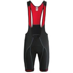 Canari Evolution Cycling Bib Shorts (For Men) in Black