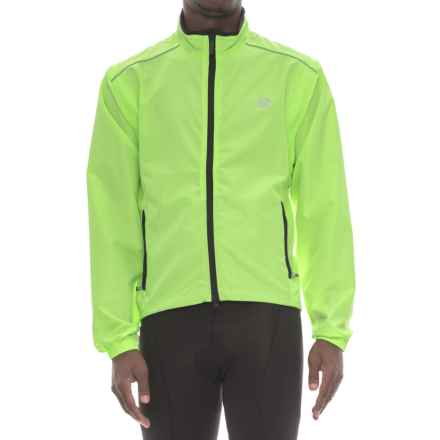 Canari Evolution Cycling Jacket (For Men) in Killer Yellow - Closeouts