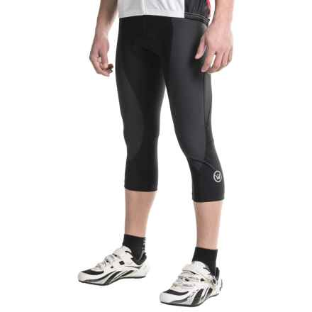 Canari Evolution Cycling Knickers (For Men) in Black - Closeouts