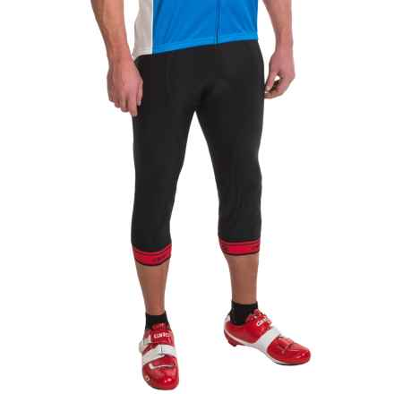 Canari Exert Cycling Knickers (For Men) in Radar Red - Closeouts