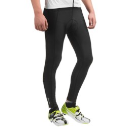 Canari Gel Cycling Tights (For Men) in Black