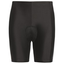 Canari Micro Cycling Shorts (For Women) in Black - Closeouts
