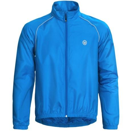 Canari Microlyte Shell Jacket - Windproof (For Men) in Breakaway Blue b661eba05