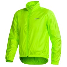 Canari Microlyte Shell Jacket - Windproof (For Men) in Killer Yellow - Closeouts