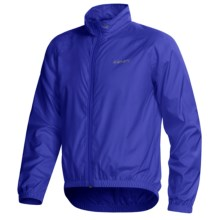 Canari Microlyte Shell Jacket - Windproof (For Men) in Sapphire - Closeouts