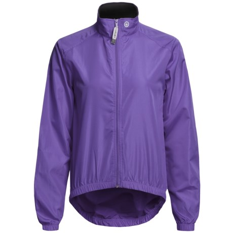 Canari Microlyte Shell Jacket - Windproof (For Women) in Iris