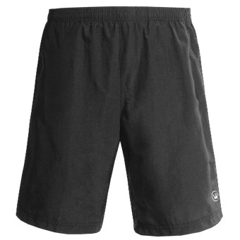 Canari Mountain Trail Gel Baggy Shorts (For Men) in Black