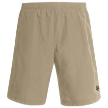 Canari Mountain Trail Gel Baggy Shorts (For Men) in Khaki - Closeouts