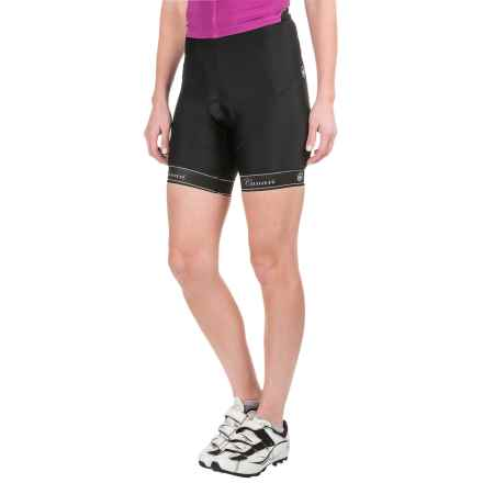 Canari Mulan Cycling Shorts (For Women) in Black - Closeouts