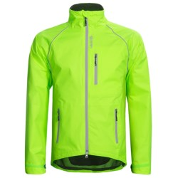 Canari Niagara Cycling Jacket (For Men) in Killer Yellow