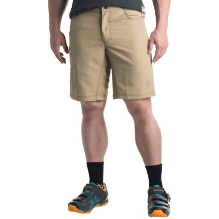 Canari Paramount Baggy Mountain Bike Shorts - 2-Piece (For Men) in Khaki - Closeouts