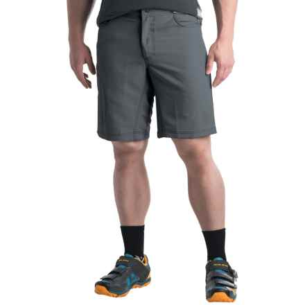 Canari Paramount Baggy Mountain Bike Shorts - 2-Piece (For Men) in Slate - Closeouts