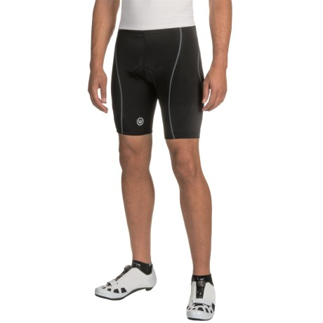 Canari Peloton G2 Pro Cycling Shorts (For Men) in Black