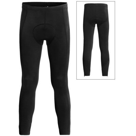 Canari Pro Elite Echelon Cycle Tights (For Men) in Black