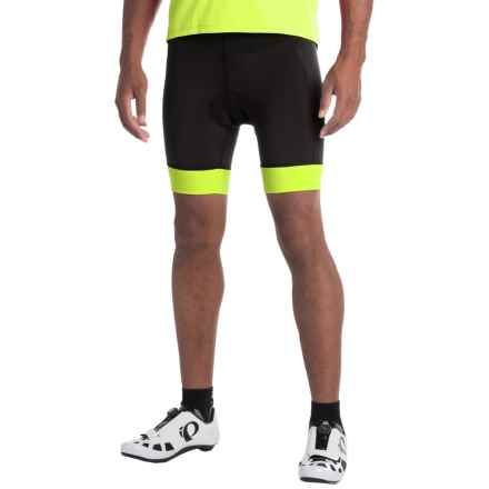 Canari Quest Sport Bike Shorts (For Men) in Killer Yellow - Closeouts