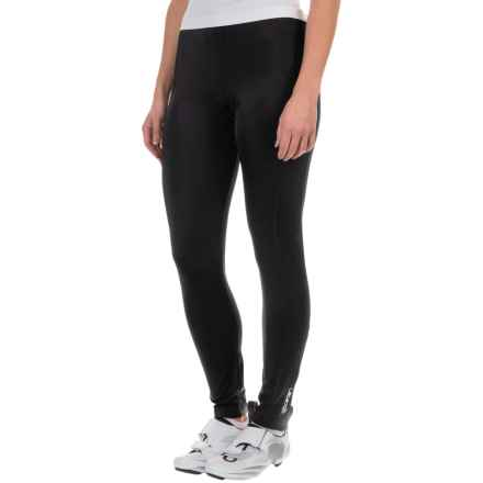 Canari Radiant Gel Tights (For Women) in Black - Closeouts
