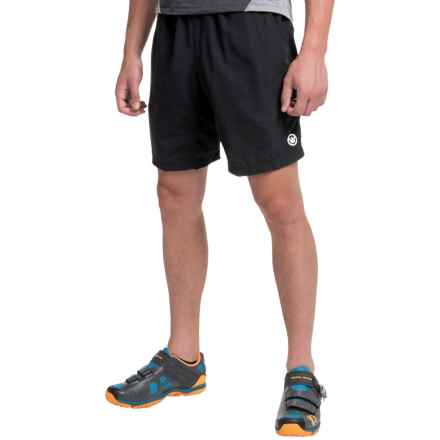 Canari Ridge Trail Baggy Mountain Bike Shorts (For Men) in Black - Closeouts