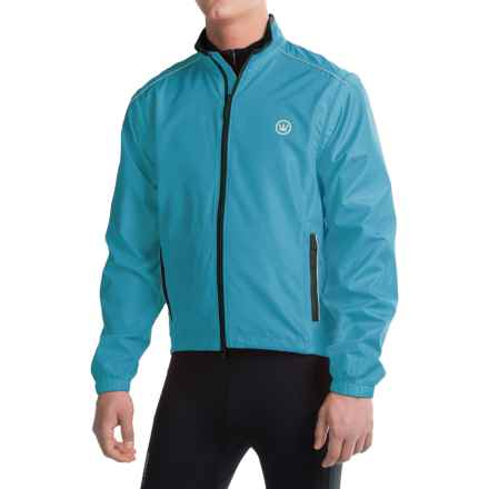 Canari Solar Flare Elite Convertible Jacket (For Men) in Electric Blue - Closeouts
