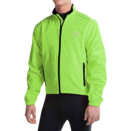 Canari Solar Flare Elite Convertible Jacket (For Men) in Killer Yellow - Closeouts