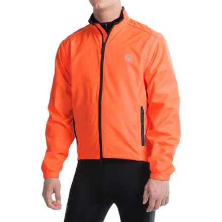 Canari Solar Flare Elite Convertible Jacket (For Men) in Solar Orange - Closeouts