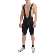 Canari Speeder Pro Elite Cycling Bib Shorts (For Men) in Black - Closeouts