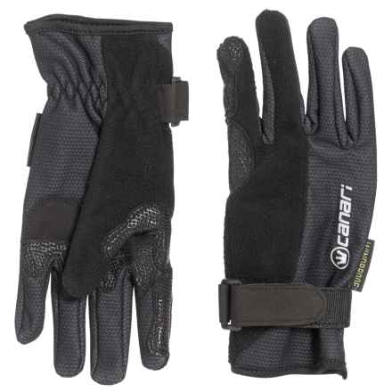 Canari Static Jammer Winter Cycling Gloves - Waterproof, Windproof (For Women) in Black - Closeouts