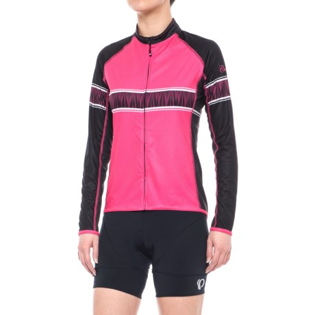 Image of Canari Stevie Jersey - UPF 30+, Long Sleeve (For Women)