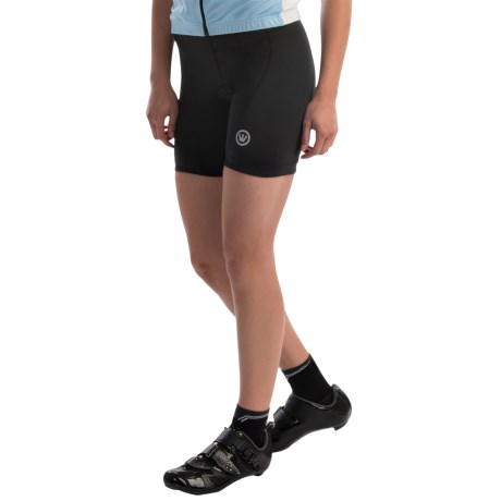 Canari Tri Cycling Shorts (For Women) in Black