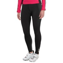 Canari Tundra Pro Cycling Tights (For Women) in Black - Closeouts