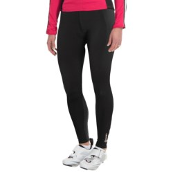 Canari Tundra Pro Cycling Tights (For Women) in Black