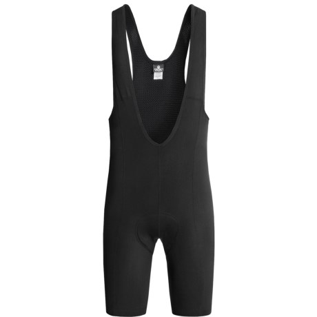 Canari Ultra Pro Cycling Bib Shorts - Dryline® (For Men) in Black