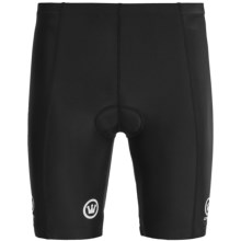 Canari Velo II Bike Shorts (For Men) in Black - Closeouts