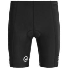 Canari Velo II Bike Shorts (For Men) in Black - Closeouts