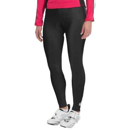 Canari Veloce Cycling Tights (For Women) in Black - Closeouts