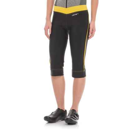 Canari Vogue Cycling Knickers (For Women) in Limon - Closeouts