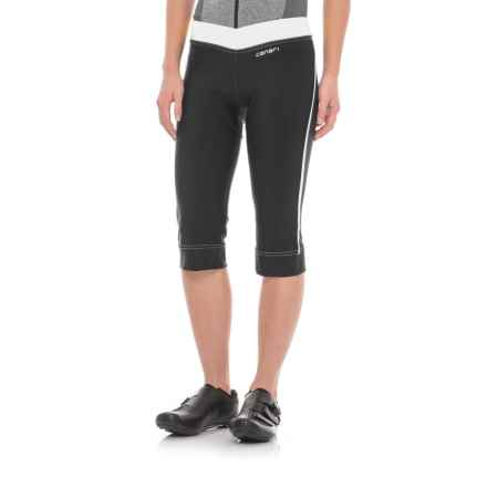 Canari Vogue Cycling Knickers (For Women) in White - Closeouts