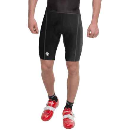 Canari Vortex Pro Shorts (For Men) in Black - Closeouts