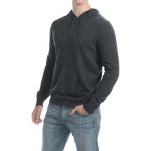 C/89men Cotton-Cashmere Hoodie (For Men) in Charcoal - Closeouts
